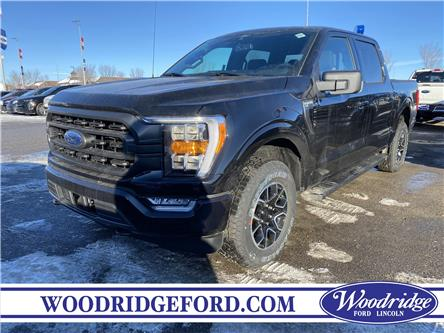 2021 Ford F-150 XLT (Stk: M-335) in Calgary - Image 1 of 5