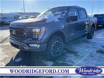 2021 Ford F-150 XLT (Stk: M-336) in Calgary - Image 1 of 5