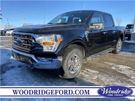 2021 Ford F-150 XLT (Stk: M-360) in Calgary - Image 1 of 5