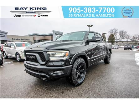 2021 RAM 1500 Rebel (Stk: 47435466) in Hamilton - Image 1 of 30
