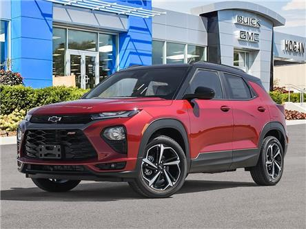 2021 Chevrolet TrailBlazer RS (Stk: M072940) in Scarborough - Image 1 of 22