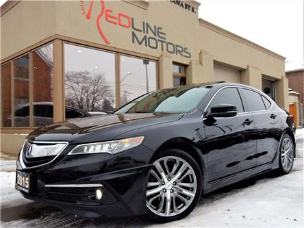 2015 Acura TLX V6 Tech (Stk: 19UUB2) in Kitchener - Image 1 of 24