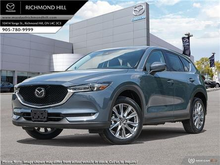 2021 Mazda CX-5 GT (Stk: 21-091) in Richmond Hill - Image 1 of 23