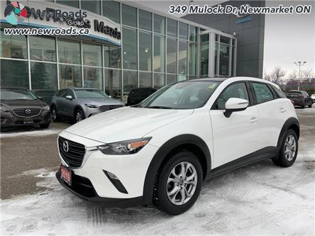 2019 Mazda CX-3 GS AWD (Stk: 14617) in Newmarket - Image 1 of 30