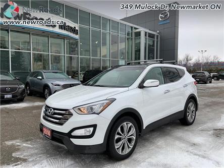 2014 Hyundai Santa Fe Sport SE (Stk: 41991A) in Newmarket - Image 1 of 30