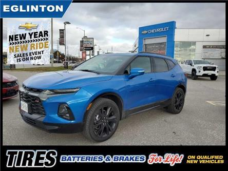 2021 Chevrolet Blazer RS (Stk: MS509621) in Mississauga - Image 1 of 21