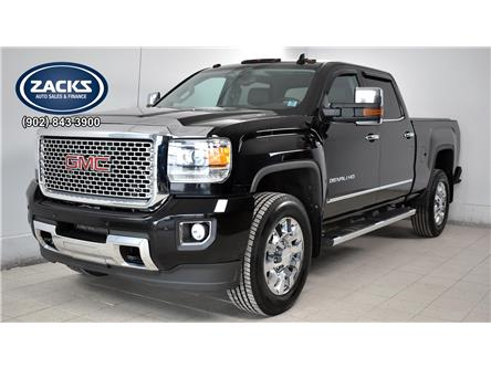 2016 GMC Sierra 2500HD Denali (Stk: 78238) in Truro - Image 1 of 35