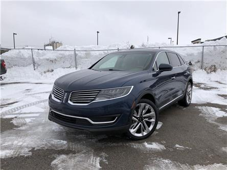 2017 Lincoln MKX Reserve (Stk: P9323) in Barrie - Image 1 of 16