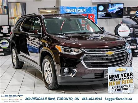 2021 Chevrolet Traverse LT Cloth (Stk: 127050) in Etobicoke - Image 1 of 30
