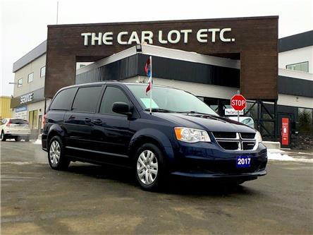 2017 Dodge Grand Caravan CVP/SXT (Stk: 20189) in Sudbury - Image 1 of 23