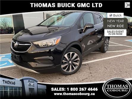 2021 Buick Encore Preferred (Stk: B16804) in Cobourg - Image 1 of 15