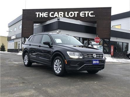 2019 Volkswagen Tiguan Trendline (Stk: 20595) in Sudbury - Image 1 of 24