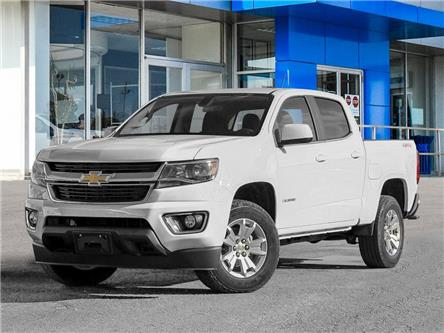 2021 Chevrolet Colorado LT (Stk: M191) in Chatham - Image 1 of 22