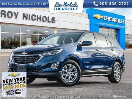 2021 Chevrolet Equinox LT (Stk: X047) in Courtice - Image 1 of 23
