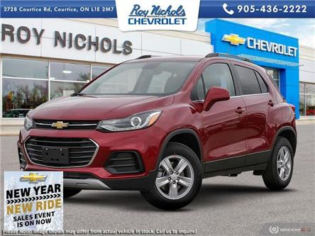 2021 Chevrolet Trax LT (Stk: X060) in Courtice - Image 1 of 23