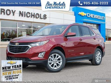 2021 Chevrolet Equinox LT (Stk: X089) in Courtice - Image 1 of 23