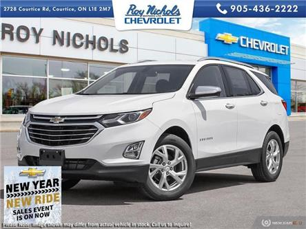 2021 Chevrolet Equinox Premier (Stk: X108) in Courtice - Image 1 of 23