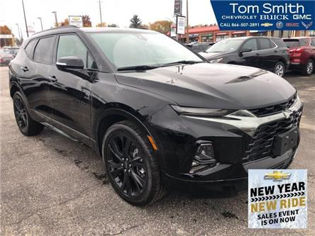 2021 Chevrolet Blazer RS (Stk: 210020) in Midland - Image 1 of 9