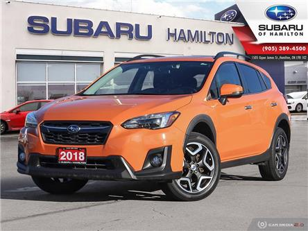 2018 Subaru Crosstrek Limited (Stk: S8711A) in Hamilton - Image 1 of 27