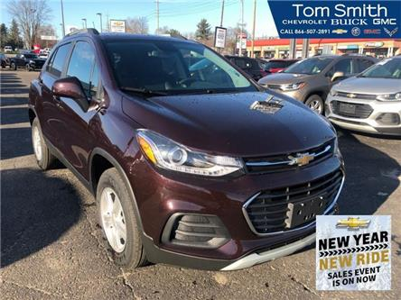 2021 Chevrolet Trax LT (Stk: 210075) in Midland - Image 1 of 9
