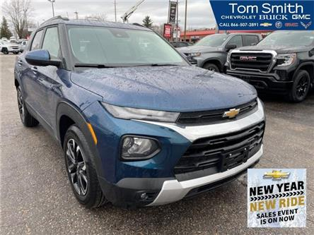 2021 Chevrolet TrailBlazer LT (Stk: 210168) in Midland - Image 1 of 9