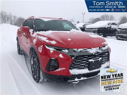 2021 Chevrolet Blazer RS (Stk: 210200) in Midland - Image 1 of 10