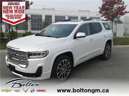 2021 GMC Acadia Denali (Stk: 107384) in Bolton - Image 1 of 15