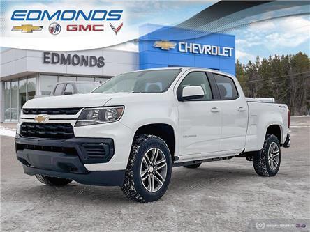 2021 Chevrolet Colorado WT (Stk: 1228) in Huntsville - Image 1 of 27