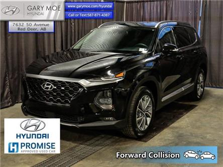 2020 Hyundai Santa Fe 2.4L Preferred AWD (Stk: HP8523) in Red Deer - Image 1 of 24