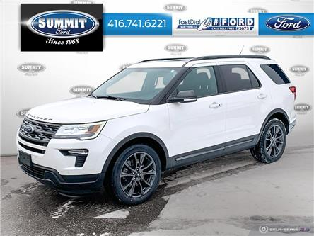 2018 Ford Explorer XLT (Stk: 20T7263A) in Toronto - Image 1 of 25