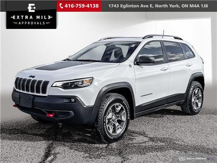 2019 Jeep Cherokee Trailhawk (Stk: SP0587) in North York - Image 1 of 25