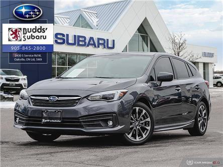 2020 Subaru Impreza Sport (Stk: I20070A) in Oakville - Image 1 of 28