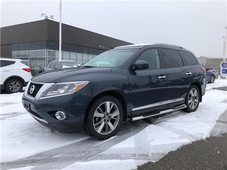 2015 Nissan Pathfinder Platinum (Stk: 36753a) in Brampton - Image 1 of 19