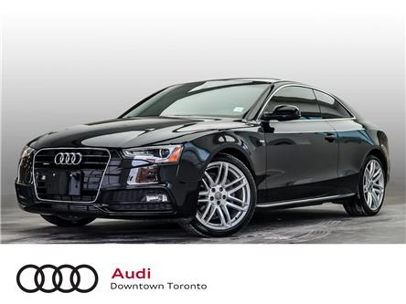 2016 Audi A5 2.0T Progressiv plus (Stk: 200523A) in Toronto - Image 1 of 28