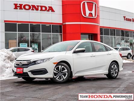 2017 Honda Civic LX (Stk: 3762) in Milton - Image 1 of 30