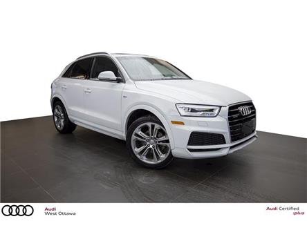 2018 Audi Q3 2.0T Technik (Stk: 93305A) in Nepean - Image 1 of 20