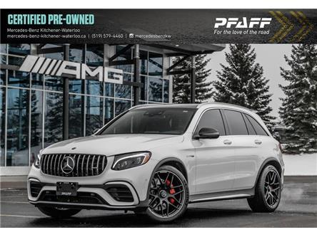 2019 Mercedes-Benz GLC63 AMG S 4MATIC + SUV (Stk: 39972A) in Kitchener - Image 1 of 22