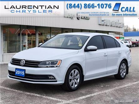 2015 Volkswagen Jetta 1.8 TSI Highline (Stk: 21062A) in Sudbury - Image 1 of 29