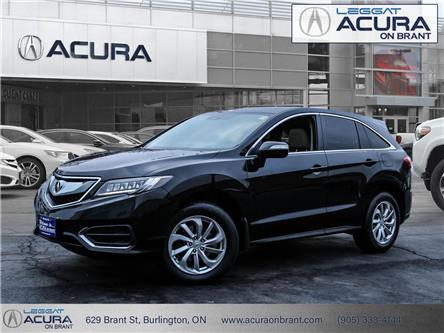 2017 Acura RDX Tech (Stk: 4354) in Burlington - Image 1 of 28