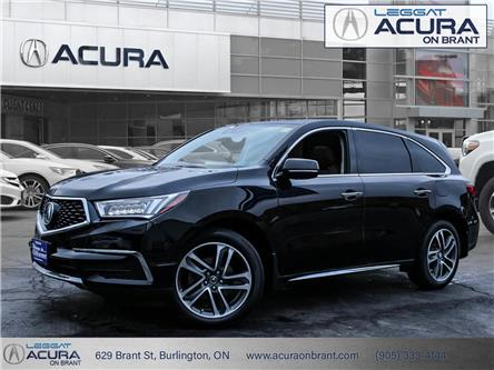 2017 Acura MDX Navigation Package (Stk: 4360) in Burlington - Image 1 of 28
