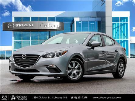 2016 Mazda Mazda3 G (Stk: U0504) in Cobourg - Image 1 of 26