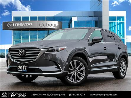 2017 Mazda CX-9 GT (Stk: U0513) in Cobourg - Image 1 of 30