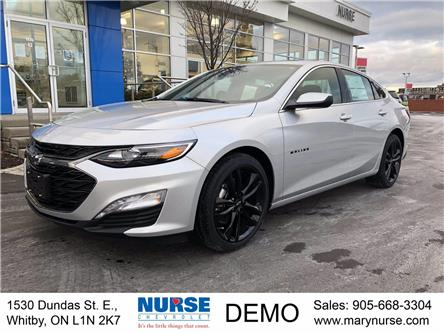 2021 Chevrolet Malibu LT (Stk: 21N008) in Whitby - Image 1 of 23