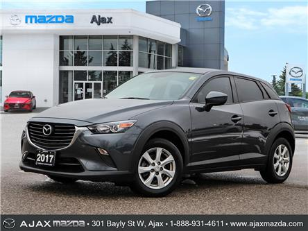 2017 Mazda CX-3 GX (Stk: 21-1139A) in Ajax - Image 1 of 28