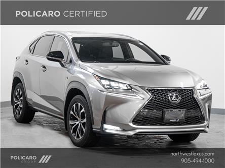 2017 Lexus NX 200t Base (Stk: 136624P) in Brampton - Image 1 of 20
