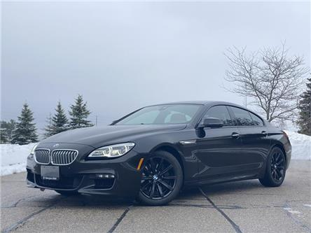 2017 BMW 650 Gran Coupe  (Stk: B20201-1) in Barrie - Image 1 of 20