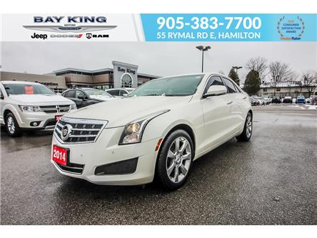 2014 Cadillac ATS 2.0L Turbo Luxury (Stk: 7176B) in Hamilton - Image 1 of 30