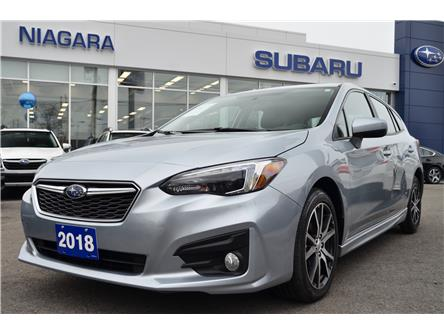 2018 Subaru Impreza Sport (Stk: S5494A) in St.Catharines - Image 1 of 26