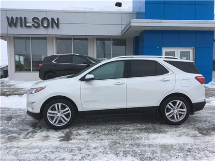 2019 Chevrolet Equinox Premier (Stk: 21049A) in Temiskaming Shores - Image 1 of 12
