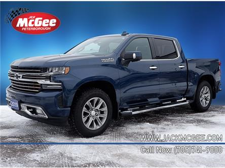 2019 Chevrolet Silverado 1500 High Country (Stk: 21101A) in Peterborough - Image 1 of 20